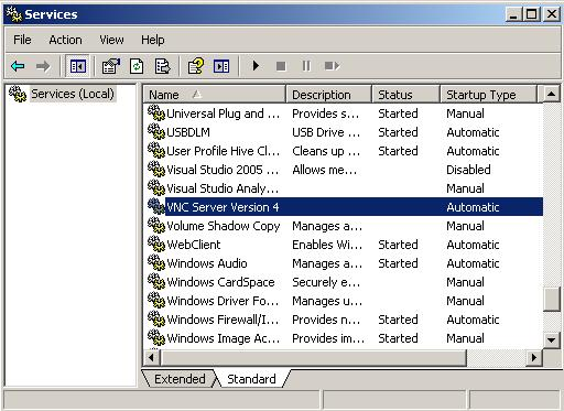 AITS Helpdesk: Howto - Remote Access Via Remote Desktop or VNC -